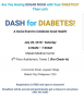 Dash For Diabetes!